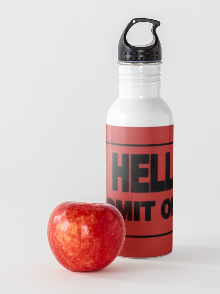 Alternate view of Hell Water Bottle