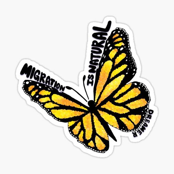DREAMER (Migration is Natural) Sticker