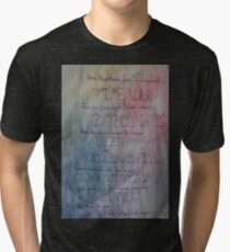 Timelords Tri-blend T-Shirt