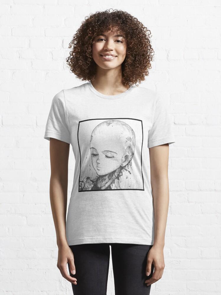Alternate view of Alita: Battle Angel Essential T-Shirt