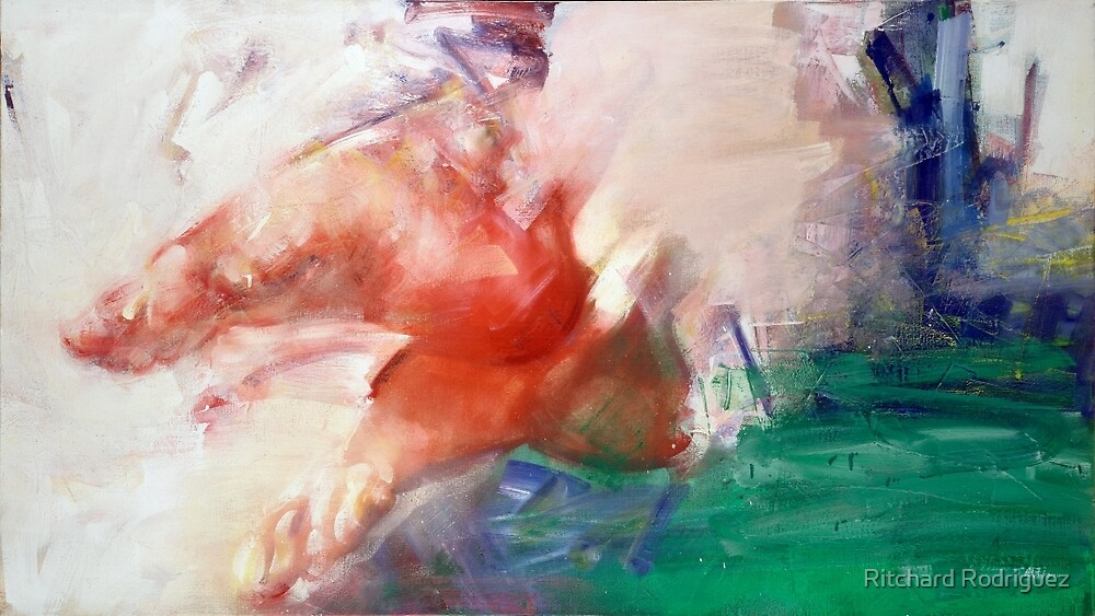 Carla's Dream by Ritchard Rodriguez