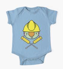 Jolly Doozer - Skull & Crossbones style Kids Clothes