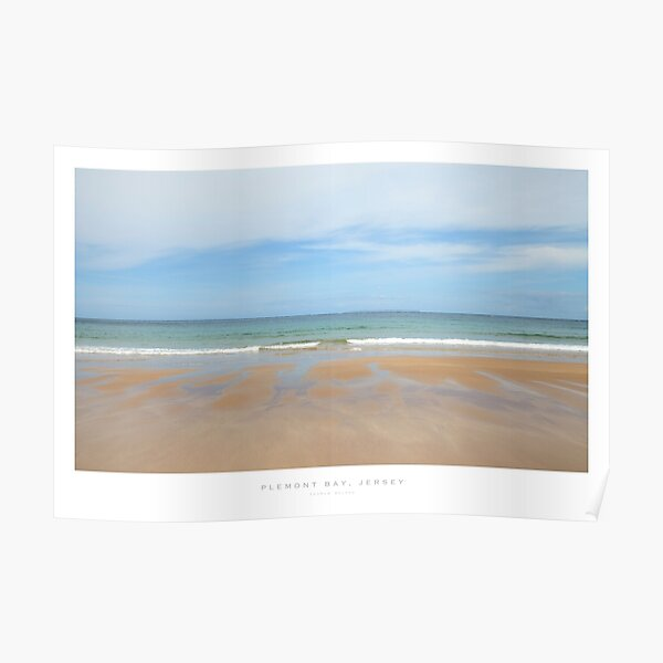 Element Bay, Jersey Poster