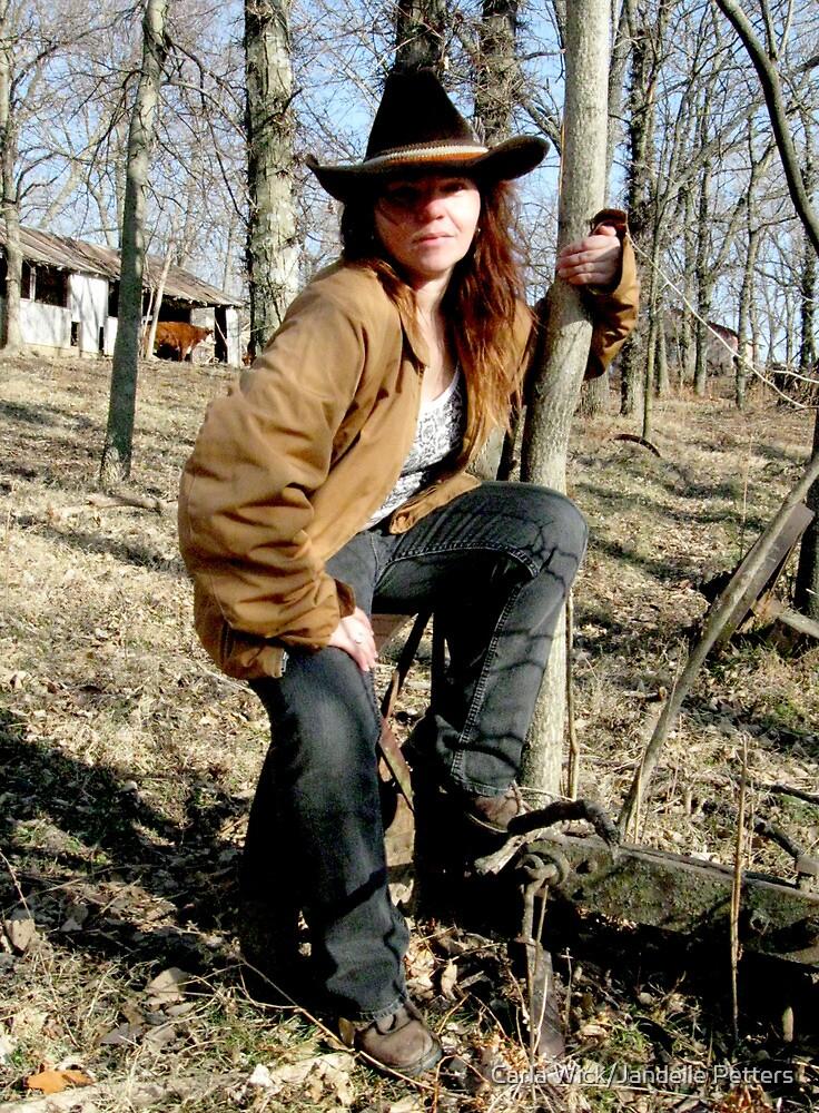 Cuz I'm A Cowgirl Bebeee by Carla Wick/Jandelle Petters