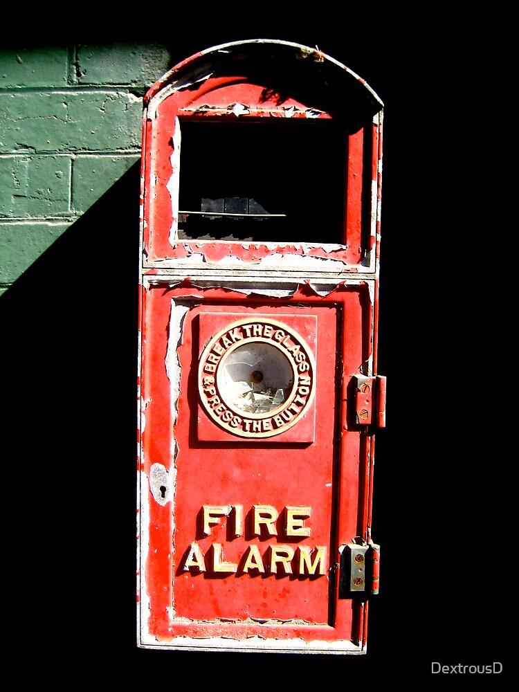 Fire Need Help by DextrousD