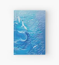 400 Seagulls Hardcover Journal