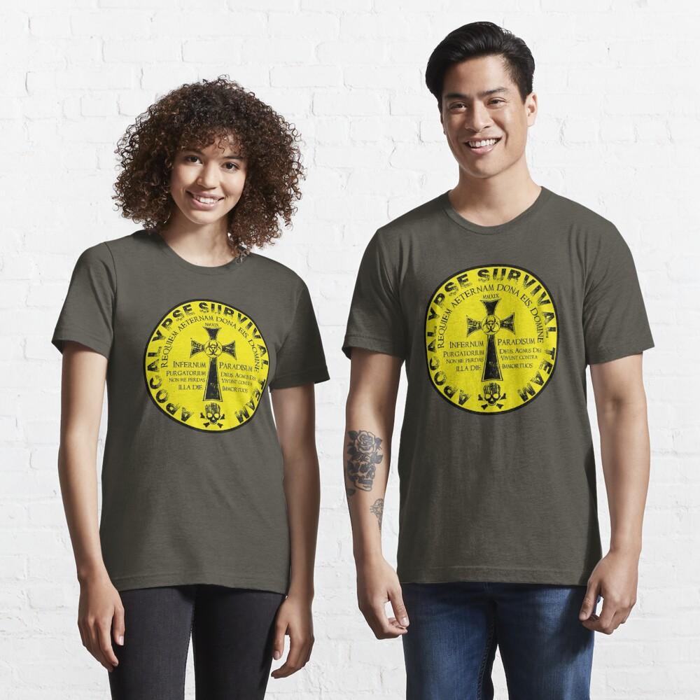 Apocalypse Survival Team Essential T-Shirt