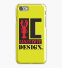 Stencil LCD iPhone Case/Skin