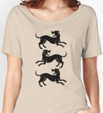 Three Hounds 2 Women's Relaxed Fit T-Shirt