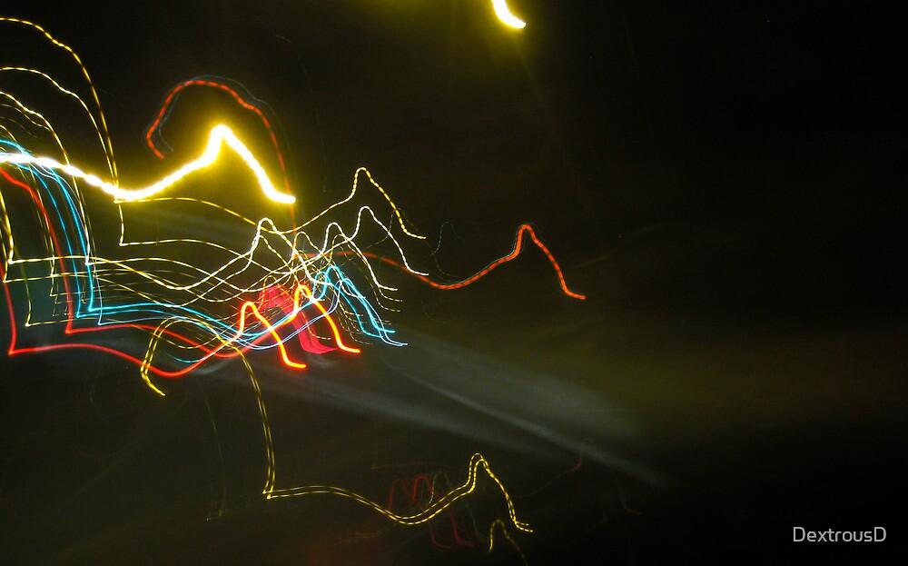 Night Lights1 by DextrousD