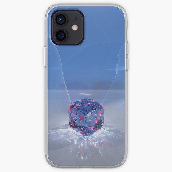 Caustics Madness - Dice iPhone Soft Case