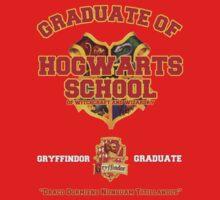 Graduate of Hogwarts School - Gryffindor