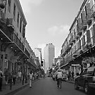 New Orleans Street Scene by AnalogSoulPhoto