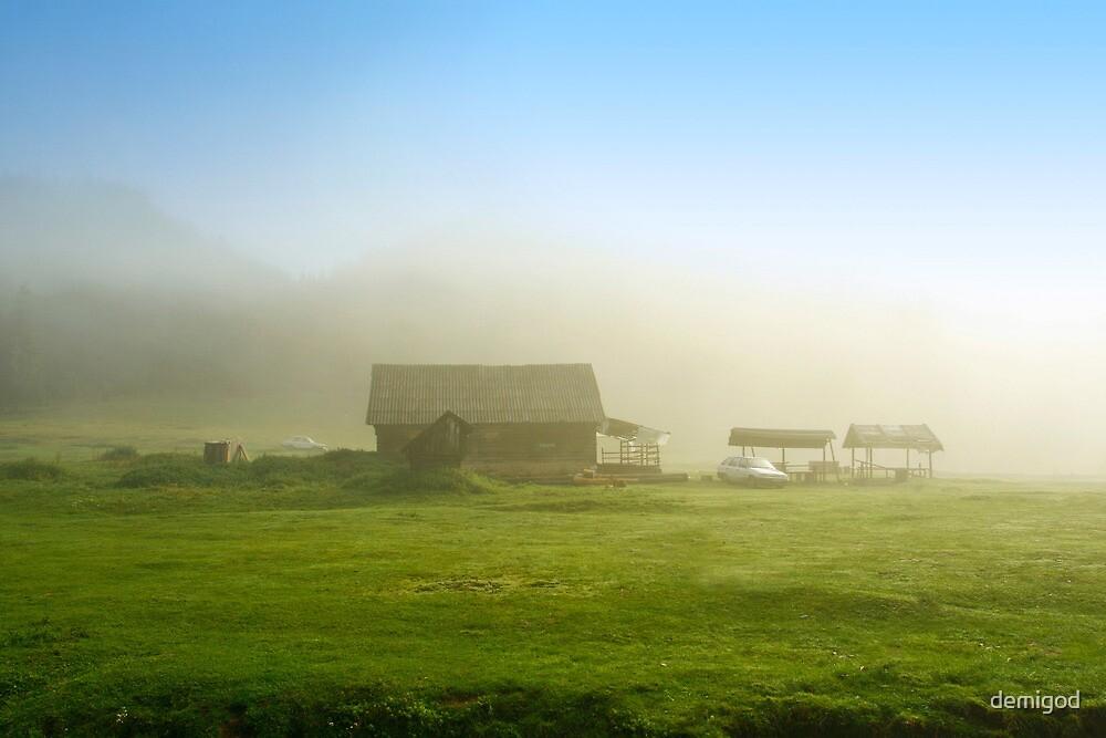 Morning Haze by demigod