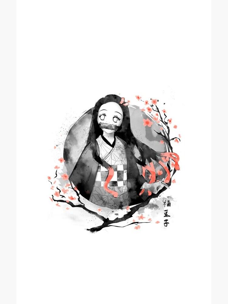 Nezuko Ink by THEILO