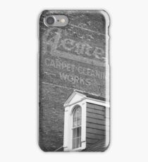 Acme Carpet Cleaning iPhone Case/Skin