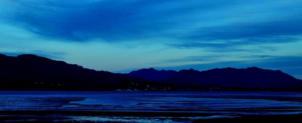 BLUE MOUNTAIN RIDGE by RoseMarie747