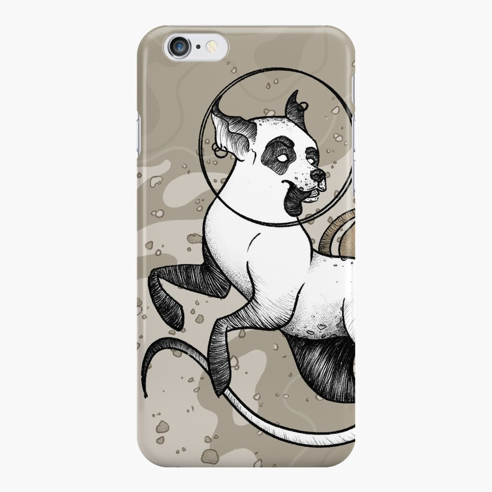 Space doggos iPhone Case & Cover