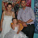 Anthony, Nikki and Tameka by Debra LINKEVICS