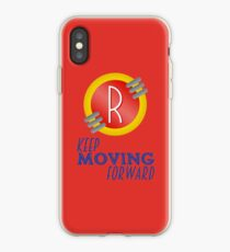 Keep Moving Forward - Meet the Robinsons iPhone Case