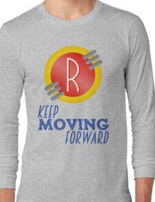 Keep Moving Forward - Meet the Robinsons Long Sleeve T-Shirt