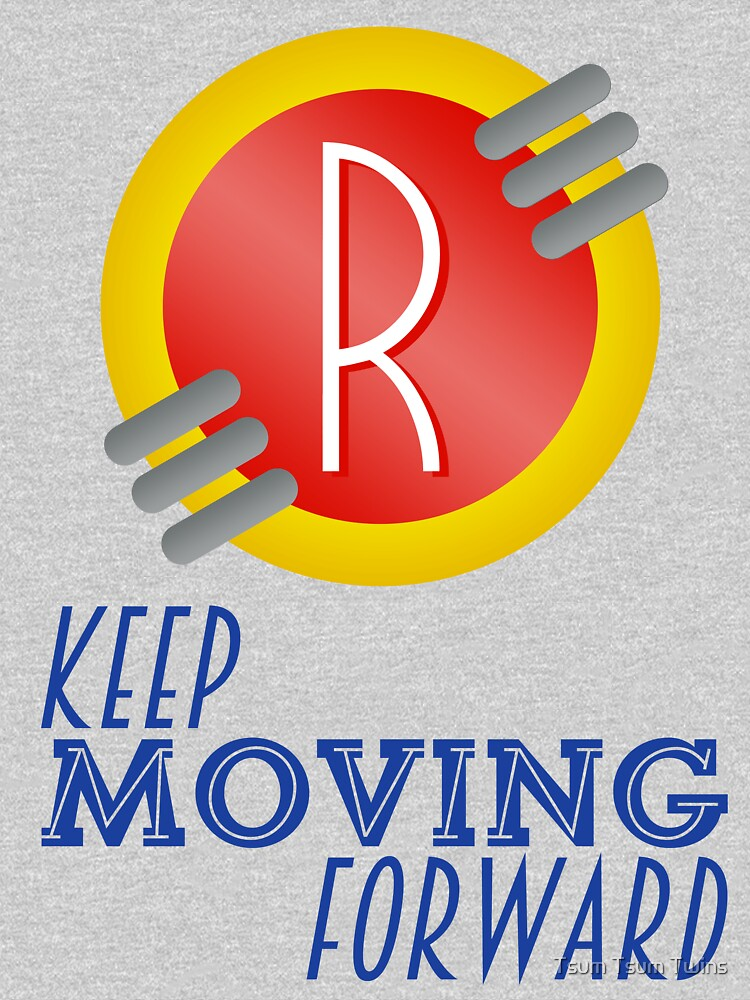 Keep Moving Forward - Meet the Robinsons | Women's T-Shirt