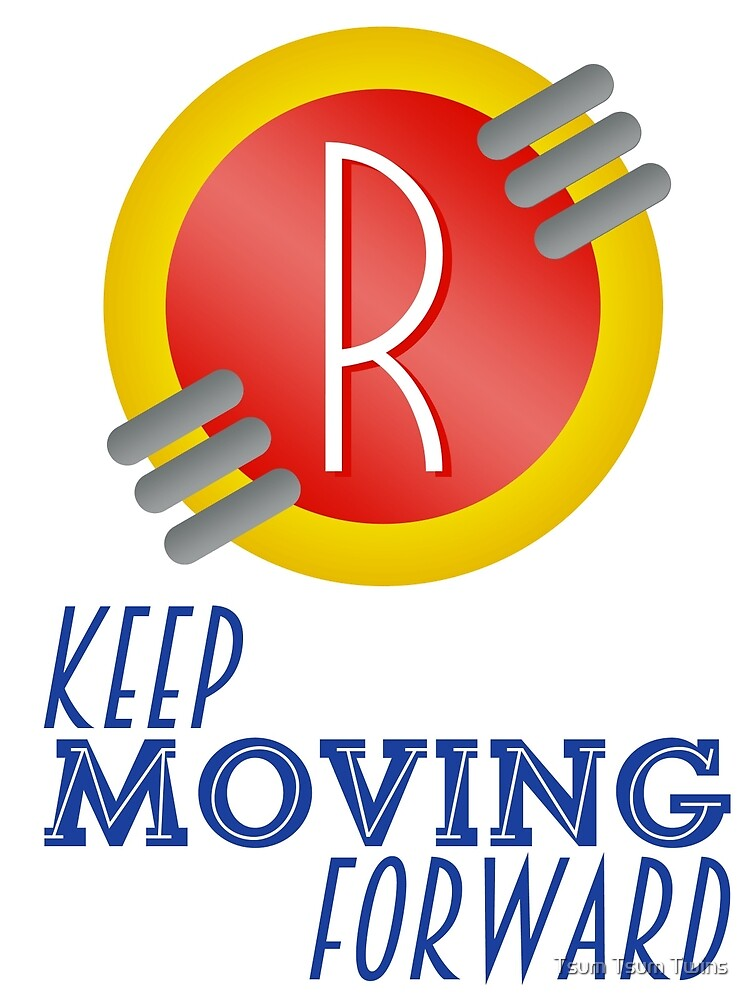 Keep Moving Forward - Meet the Robinsons by reeuuk