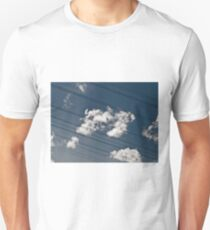 Wired Clouds T-Shirt