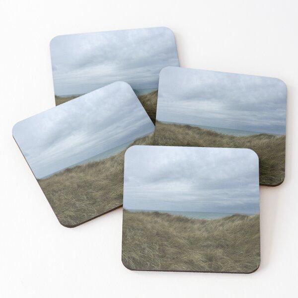 Ocean view Coasters (Set of 4)