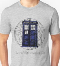 Time And Relative Demention In Space T-Shirt