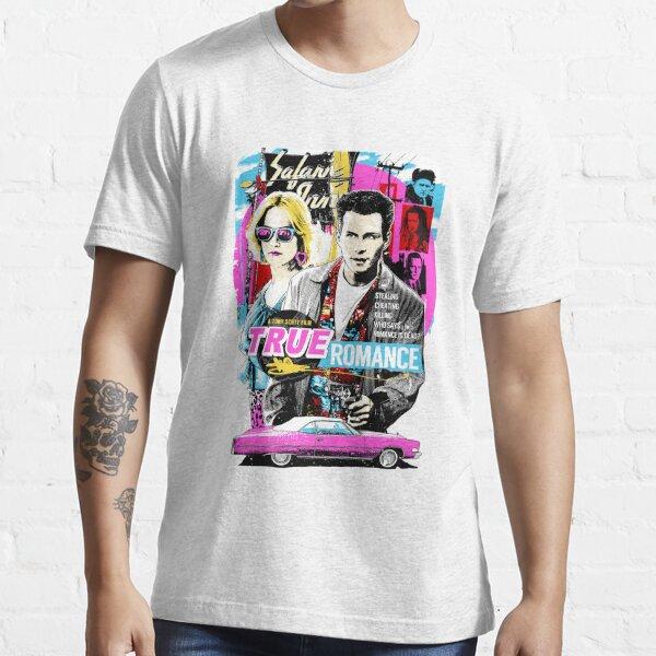 90s Romance Fiction Essential T-Shirt