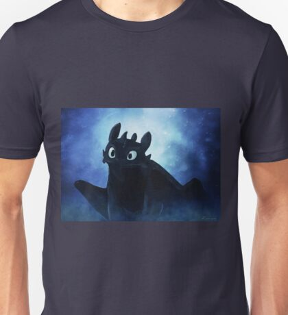 Toothless - painting Unisex T-Shirt