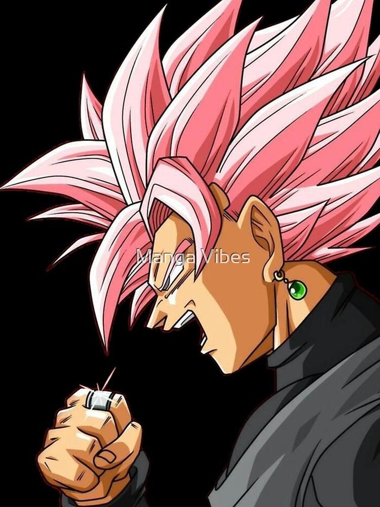 Black Goku Rosé by UneSaiyajin