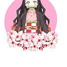 Cherry Blossom  by itsallihere