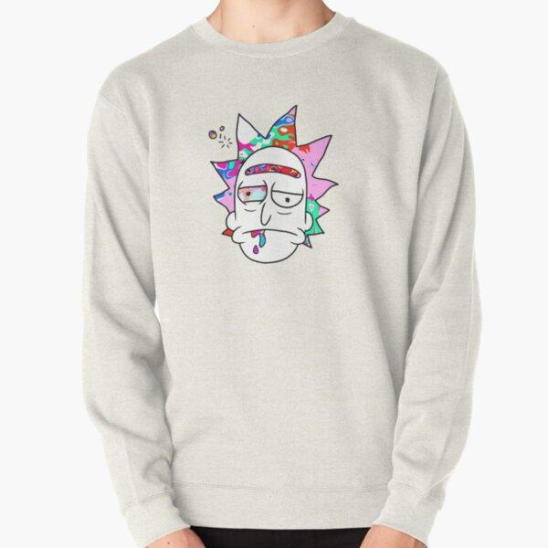 Sick Pullover Sweatshirt