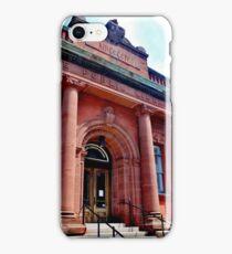 The Carengie Building iPhone Case/Skin