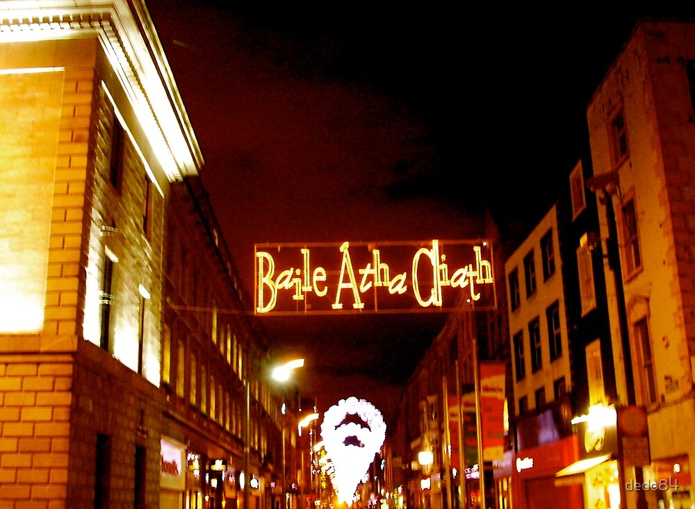 Baile Átha Cliath by dedo84
