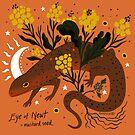 Witch's Brew: Eye of Newt by straungewunder