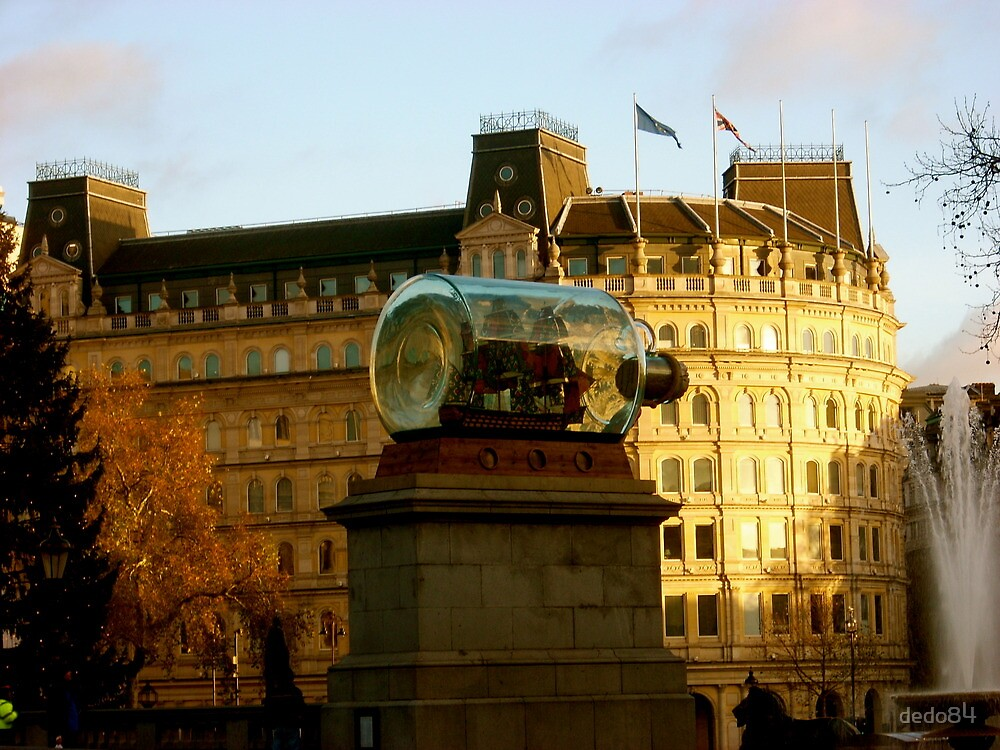 Trafalgar Square by dedo84