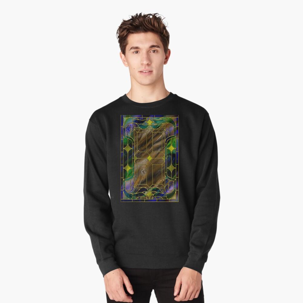 Glass Door Pullover Sweatshirt