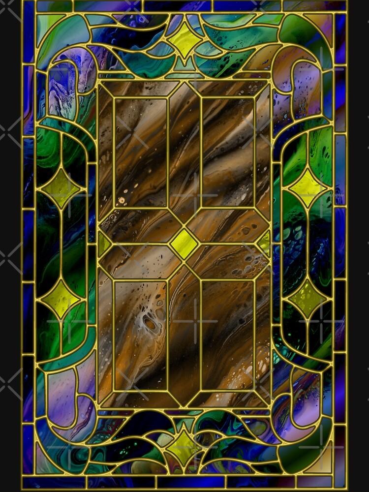 Glass Door by kerravonsen