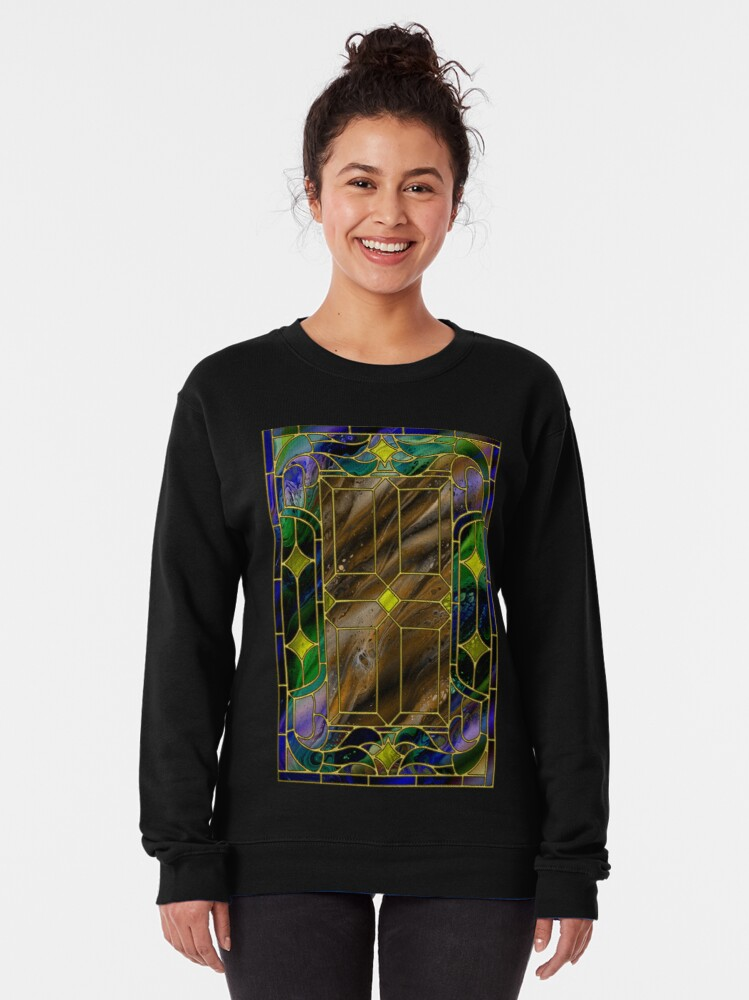 Alternate view of Glass Door Pullover Sweatshirt