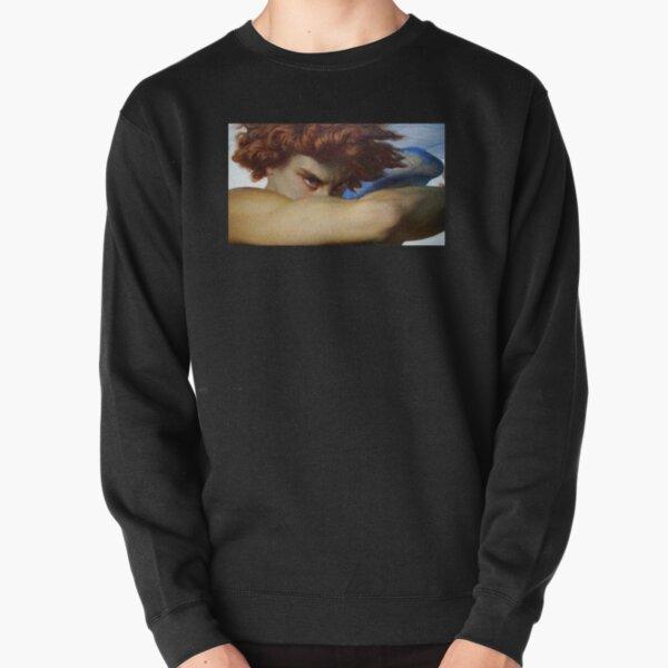 Fallen Angel Shirt Painting Lucifer Alexandre Cabanel Pullover Sweatshirt