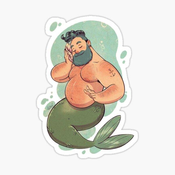 MerMay 2019 #1 Sticker