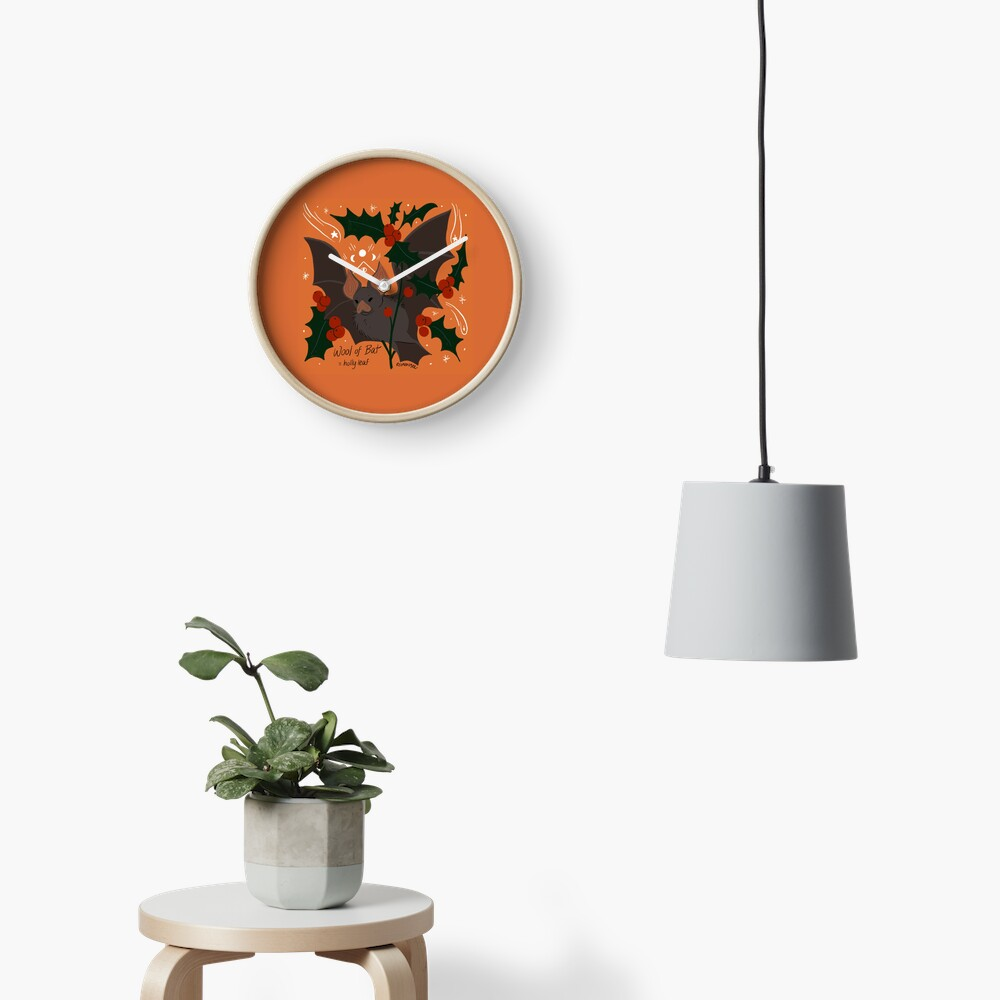 Witch's Brew: Wool of Bat Clock