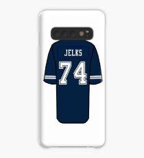 Jalen Jelks Jersey Hülle & Klebefolie für Samsung Galaxy