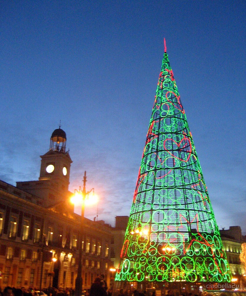 Christmas in Madrid by ciaobella2u