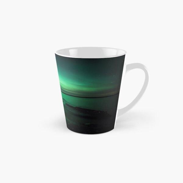 Mystic northern lights glow Tall Mug