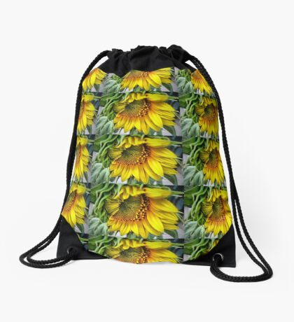 Rising Sun Drawstring Bag