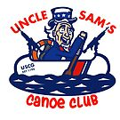 Uncle Sam's Canoe Club - Full Logo by AlwaysReadyCltv